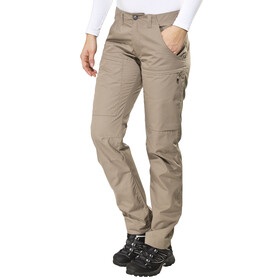 Lundhags Laisan Pantaloni lunghi Donna beige